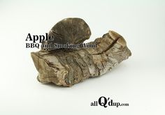 Apple wood is a popular wood for smoking with the sweet and subtle flavor it gives food. While it is mild, it is the strongest of all the fruit woods making it stand up to red meats. Apple is speci… Smoking Wood, Smoking Meat, Bbq Wood, Smoke Grill, Stoves, Outdoor Cooking, Grills, Apple, Popular