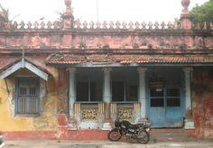 Maison tamoule Inde du Sud Photo Taga Bazar, une déco voyageuse, métissée et chic . A retrouver sur tagabazar.com