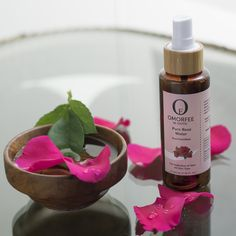 Cling to the bit of hydration and freshness, which stays with you all day long, with Omorfee Pure Rose Water! Skin Toner, Rose Water, Organic Skin Care, Healthy Skin, Pure Products