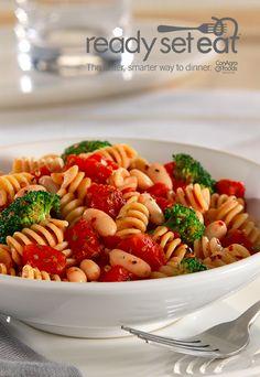 Pasta allArrabbiata Penne, Pasta and Vegans
