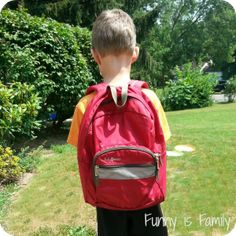 10 lessons learned from a kindergartner by Amy of Funny is Family. Really cute and really true!