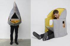 Sharkman Gives You Comfy and Flexible Private Space