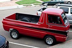 Dodge A-100. So fun, like a tonka toy