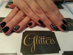 at All That Glitters Salon in Palm Harbor, Florida All That Glitters, Class Ring, Nailart, Manicure, Palm, Fashion Accessories, Florida, My Love, Shopping