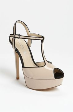 ALDO 'Detamble' Sandal.  So cute to wear with lace shorts for spring.