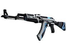 Buy the AK-47 | VULCAN (FIELD-TESTED) #CSGO here: https://SkinsExchange.com/market/buy/TBFoFwhqaZ