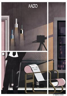 ARCHIDESIGN: Design Histories By Federico Babina