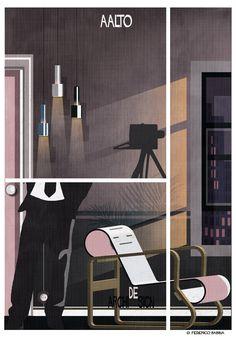 Galeria - ARCHIDESIGN: Estórias do design por Federico Babina - 11