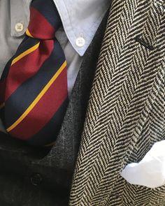 Tweed Jackets, Harris Tweed Jacket, Fasion, Men's Fashion, Prep Style, Stylish Mens Outfits, Cool Style, My Style, Monday Morning