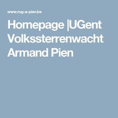 Homepage |UGent Volkssterrenwacht Armand Pien