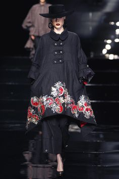 Kenzo - Autumn/Winter 2007-8 Ready-To-Wear - PFW (Vogue.co.uk)