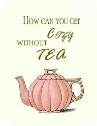 How can you get cozy without tea?