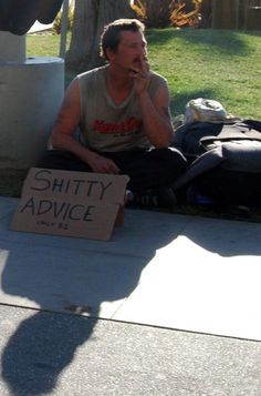 Dump A Day Creatively Funny Homeless Signs (20 Pics)