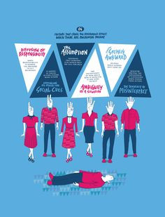 The Bystander Effect by Lin Looi, via Behance