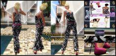 PUBLICIDAD Y MARKETING PARA SECOND LIFE: Sales Room::::Xpression.... Outfit disño exclusivo