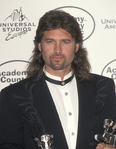 The Long and Sad History About Billy Ray Cyrus Hair