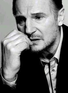 Liam Neeson.  irish actor.