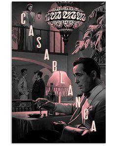 Humphrey Bogart - Casablanca #old #movie