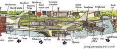 Module Track Plan by Iain Rice