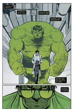 The Hulk, Bruce Banner. And this, dear followers, is why I love Bruce instead of Loki XP