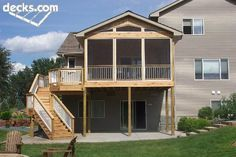 49 Best Two Story Deck Ideas Images In 2019 Building A