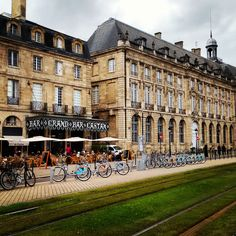 What happens when you take Paris, shrink it down, nix the tourist flocks, and quiet the bustle? You have Bordeaux. Visit Bordeaux, Bordeaux Wine, Oh The Places You'll Go, Places To Travel, Places To Visit, Paris Travel, France Travel, South Of France, Paris France