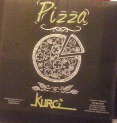 Pizza Kuró, Palencia, Spanien