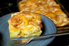 Adventures in All Things Food: Overnight Peach French Toast Recipe