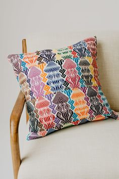 The Coban Pillow x Coban, Home Collections, Pillow Inserts, Loom, Hand Weaving, Textiles, Throw Pillows, Loom Knitting, Hand Knitting