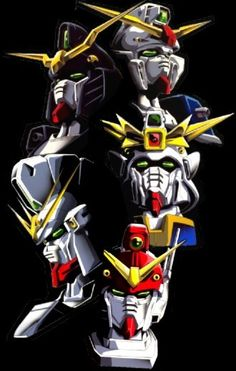 84 Best Gundam Wing Images Gundam Wing Gundam Gundam Art
