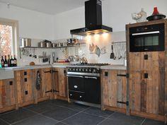 Landelijke Keukens Ideeen : Beste afbeeldingen van landelijke keukens in being a