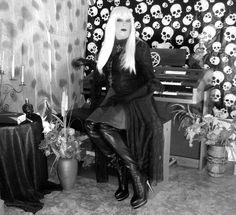 Goth, Style, Fashion, Moda, Gothic, Stylus, Goth Subculture, Fasion, Trendy Fashion