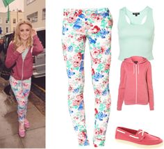 """""""Perrie Edwards Style 54"""" by nicolesamile ❤ liked on Polyvore. I just love her style!"""