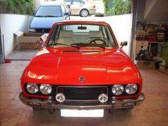 Fotos de Seat 124 sport coupe 1800
