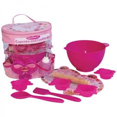 A fabulous cooking/baking set for girls - Cookies or cupcakes - you decide!!!!