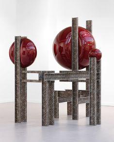 Contemporary art gallery in Dublin, Ireland. Kerlin Gallery represents Irish and International artists. Wood Sculpture, Wall Sculptures, Contemporary Sculpture, Contemporary Art, Art Of Glass, Plastic Art, Abstract Shapes, City Art, Art Object