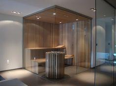 Sauna op maat (maatwerk, bouwkundig) - Total Wellness Company