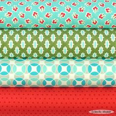 Bonnie & Camille Fabric Pack Vintage Modern in Wish Bonnie & Camille Fabric Pack Vintage Modern in Wish Moda fat quarter fabric bundle from Eclectic Maker [BC4FQVMWish] : Patchwork, quilting and dressmaking fabric, patterns, habberdashery and notions from Eclectic Maker