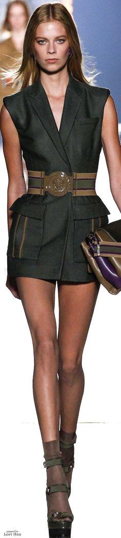 Versace Spring 2016 RTW #MontorsiGiorgioModena
