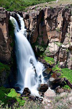 Clear Creek Falls , Colorado