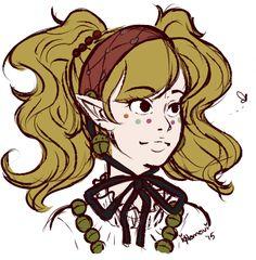 My dear bug princess by hannapuri