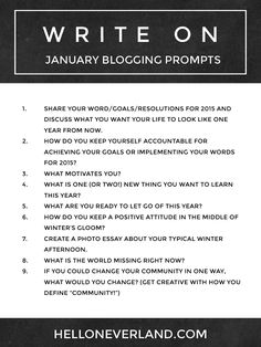 Hello Neverlanders! I'm going to be doing our monthly writing prompts a touch differently this year—instead of a full month of prompts (many of which you'll probably never use because you have your...