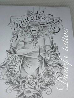 Diseño del Gauchito Gil