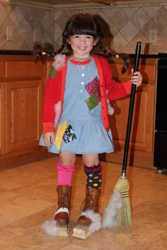 Pippi Longstocking  DIY Costume  Ellianna Bonilla