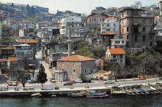 Rumeli Hisarı, Istanbul 1970's.