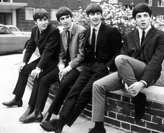 1960's the beatles, how famous