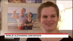 Dengang jeg medvirkede i TV2 Nyhederne sammen med Bjarne Henriksen. Interviewet af Ole Kolster.
