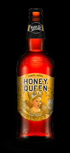Sam Adams | Honey Queen Braggot - no longer made, Table and Vine was able to scare up two cases. Tasted at Northampton Brew Fest and fell in love with this braggot - half mead half traditional ale.