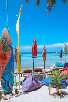 Diniwid beach Boracay, Philippines
