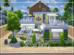 sharon337's Daffodil Bakery